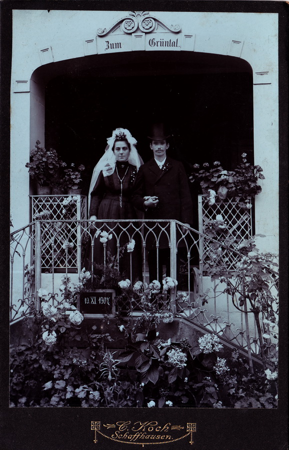 Hochzeit schaffhausen foto archiv for Koch 1 lehrjahr lohn